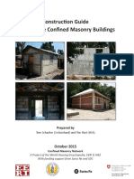 IMP Construction Guide for Low Rise Confined Masonry Buildings