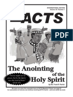 ACTS The Anointing