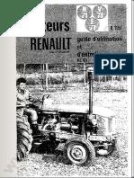 NE 871 Tracteur x71 R7051
