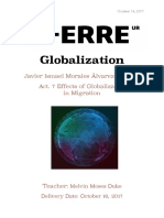 Act. 7 Globalization Migration #729480