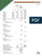 Audit of Long-term Liabilities - S