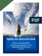 Zagađenje zraka i utjecaji na javno zdravlje