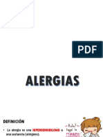 Alergias ppt