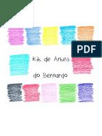 kit artes