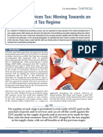 Article - GST - June Issue