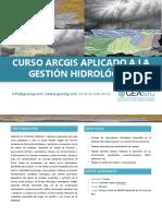 ArcGIS Gestion Hidrologica V2