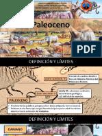 Paleoceno Castillo Monares