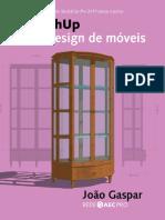 [Amostra] SketchUp Para Design de Móveis