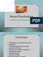 Rocas Piroclasticas