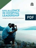Abbott - Excellence in Hospital Leadership