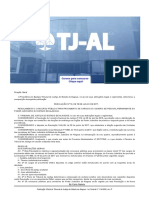 Resoluo de Regulamentao Para o Concurso Tj Al