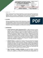 Procedimiento Asistencia Tecnica Form e Impl Planes de Contingencia v2