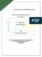 Unidad 1. Capítulo 2. Comunicación Organizacional Con Herramientas de (PNL)