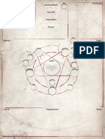 Shadow of the Demonlord - Planilha Editável
