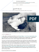 Chapter 15 - Volcano Clouds Japan's Biggest IPO This Year