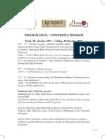 Program Medunarodnog Naucnog Skupa COLLO (1)