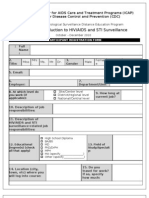 Course I Registration Form (CDC_ICAP Distance Education)
