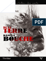 EXTRAIT du roman « De la terre dans la bouche » d'Estelle Tharreau