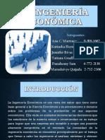 La Ingeniería Económica Ppt