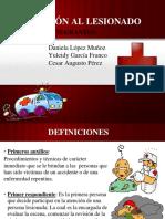 Atención Al Lesionado (2)