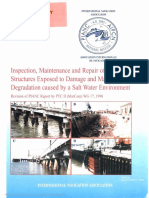 PIANC - Inspection, Maintenance and Repair of Maritime Structures