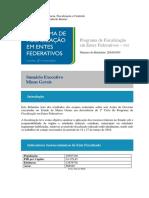 FRAUDE na Caixa Escolar do IEMG (Instituto de Educação de Minas Gerais)