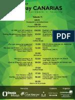 JSDay Canarias 2017 - Programación