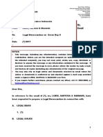 AIG - KUS - Draft Legal Memo No.2.4