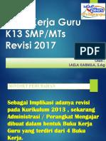 Buku Kerja Guru 2017