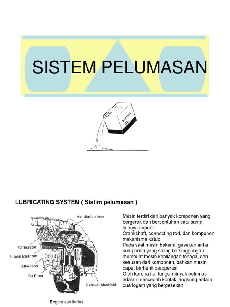 4a sistem pelumasan ccuart Gallery