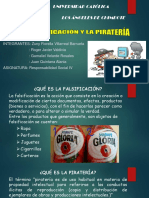 Pirateria y Falsificacion