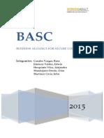 Informe Académico BASC