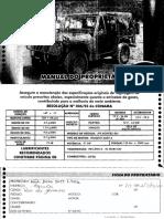 JPX Manual Do Proprietário