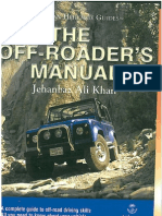 The Off-Roader's Manual Optimised