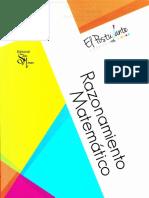 Razonamiento Matemático - Colección El Postulante [Facebook] Librospreuniversitariospdf