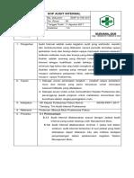 1. Sop Audit Internal( Pkm Pakue )