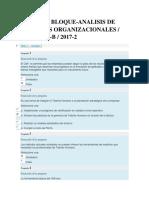 Quizz 1 Analisis de Procesos Organizacionales