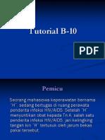 Tutorial B 10