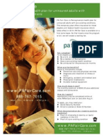 PA Fair Care Fact Sheet
