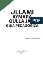 Texto Aymara