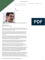 Venezuela Goes Bust - WSJ