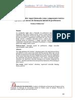 Artigo - Estagio Componente Teorico e Pratico