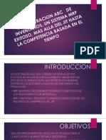 Administracion ABC de Inventarios, Un Sistema Mrp