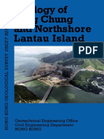Geology of Tung Chung and Northshore Lantau Island