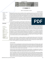 Adorno, El Psicoanálisis Revisado - Juan Pablo Lucchelli