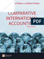 ComparativeInternationalAccounting,10thEdition