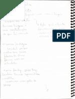 Variação e Mudança Linguística - anotações de caderno