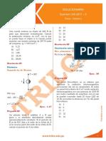 Uni 2017-II Física-química (Respuestas)