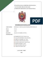 Informe Final de TI III