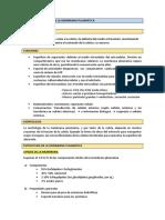 Tema 1 - Membrana Plasmatica - Estructura